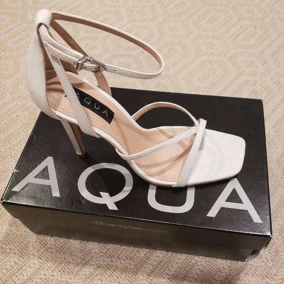 Aqua Luanda High Heels Size 9